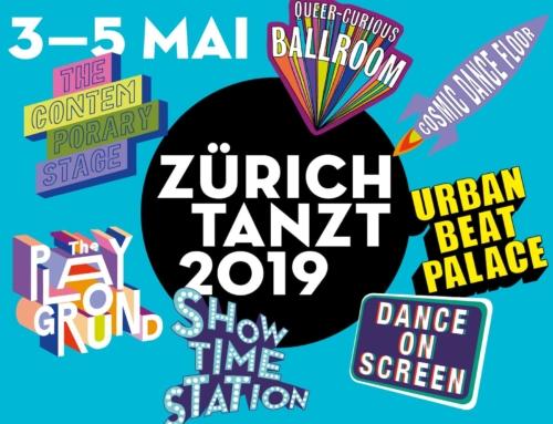 Zürich tanzt und Fête de la danse 2019
