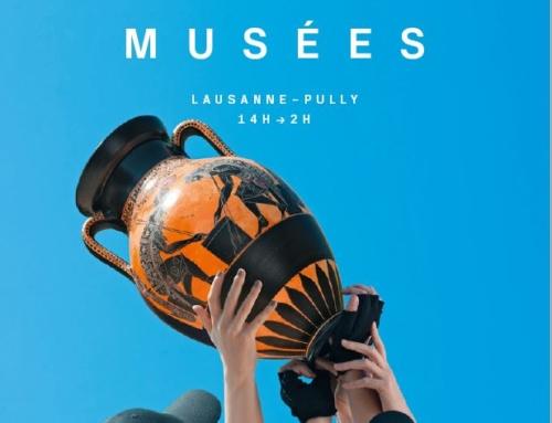 Nuit des musées Lausanne Pully 2019